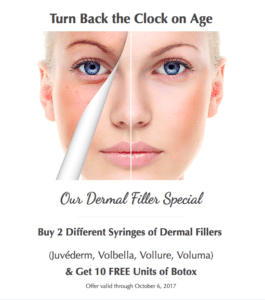 Dermal Filler Special Offer Reno NV